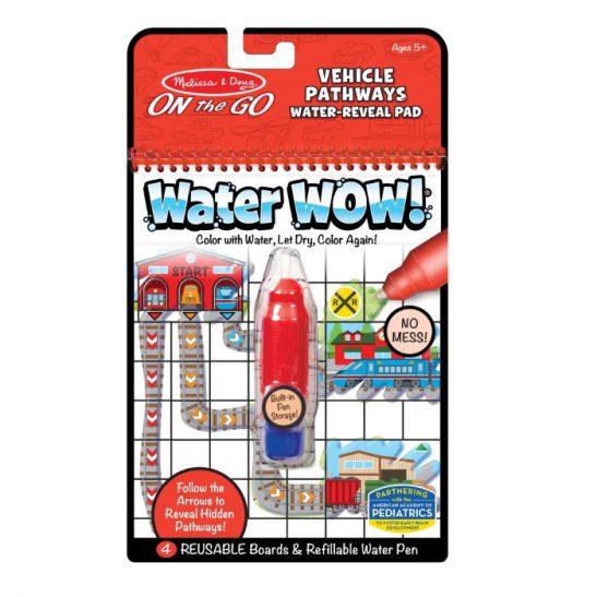 WaterWow Znajdź drogę Pojazdy