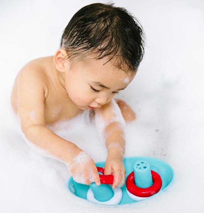 zabawka do kąpieli Łódka