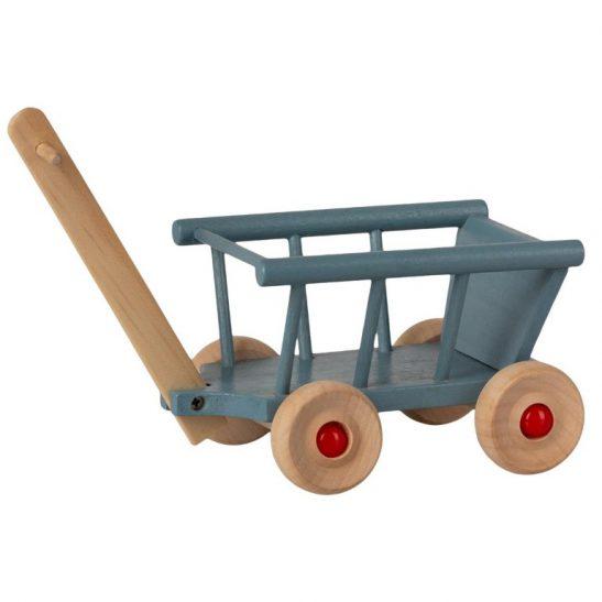 wózek wagonik blue