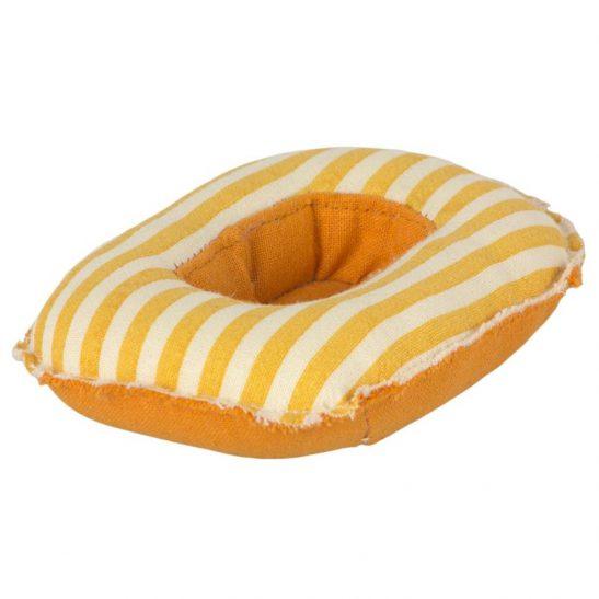 Ponton w żółte paski Maileg