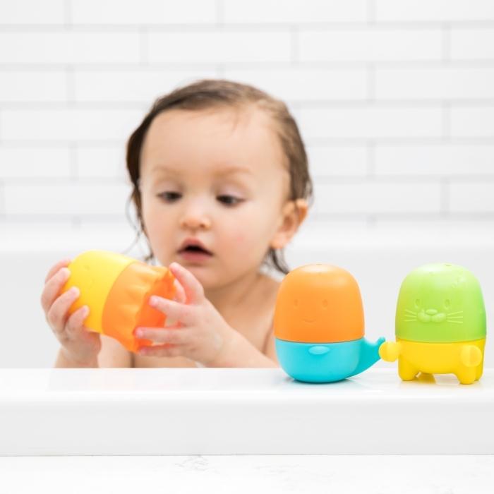 Zabawki do Kąpieli Zwierzątka