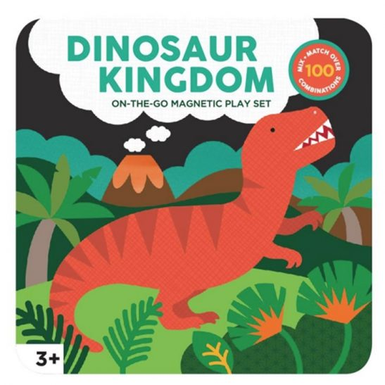 Magnetyczne Postacie Dinozaury