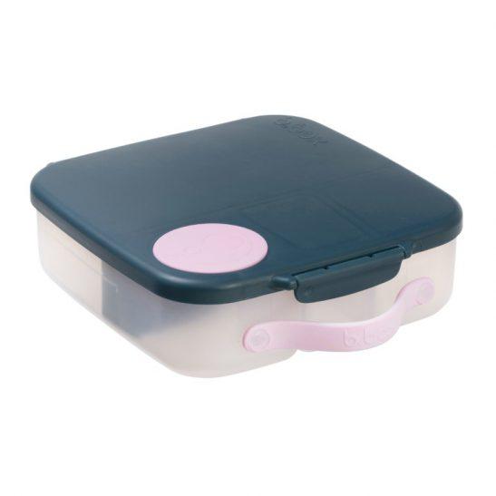 Lunchbox Indigo Rose