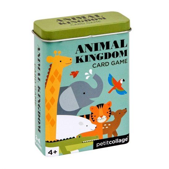 Gra karciana Królestwo Zwierząt