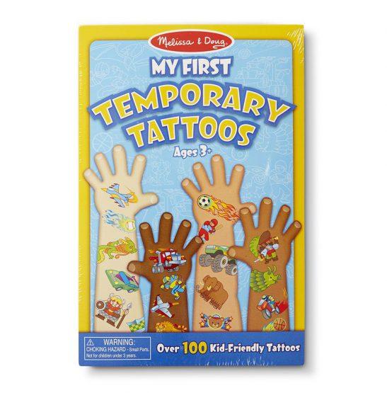 Tatuaże dla chłopców Melissa