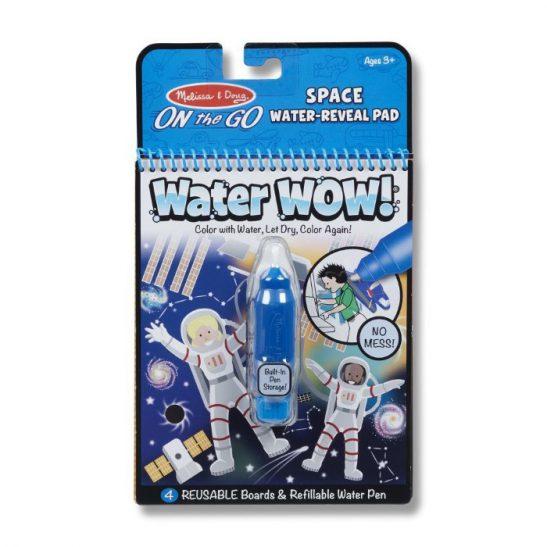 wodna WaterWow W kosmosie