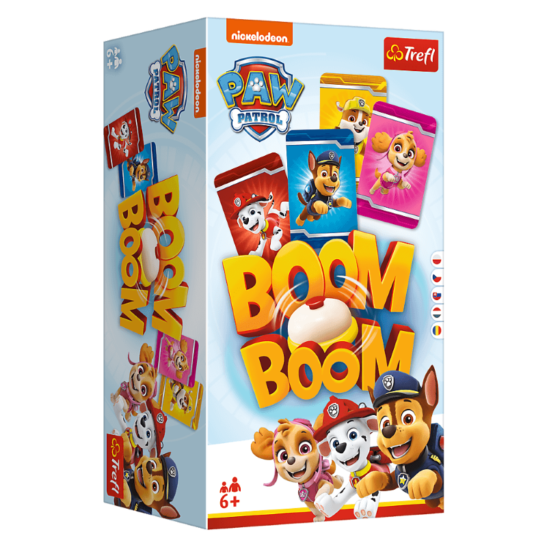 Boom Boom - Psi Patrol
