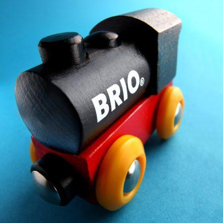 Brio - lokomotywa