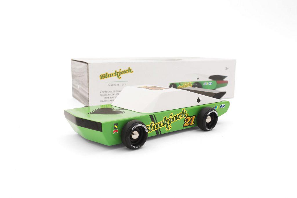 Candylab Toys Speed Racer Blackjack