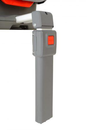 Fotelik samochodowy Avionaut Glider ISOFIX noga