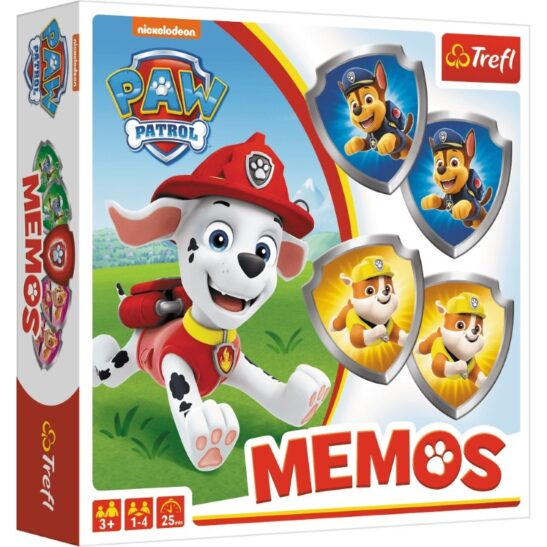 memory Memos Psi Patrol