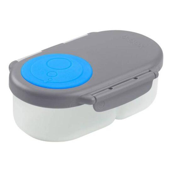 Snackbox Blue Slate