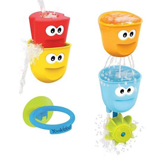 Zabawka sensoryczna Kubeczki Yookidoo