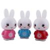 Alilo Króliczek Honey Bunny - różowy, czerwony, niebieski
