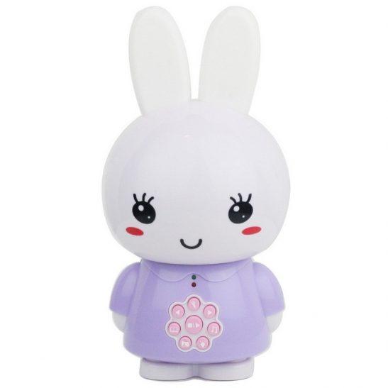 Alilo Honey Bunny fioletowy
