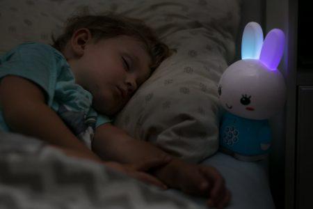 Alilo Króliczek Honey Bunny - niebieski lifestyle