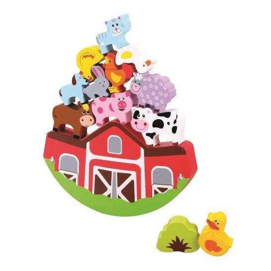 Gra zręcznościowa - Balansująca Farma