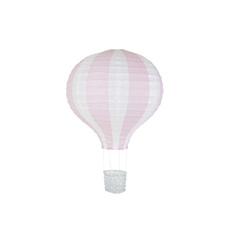Klosz do lampy balon Jabadabado jasnoróżowy