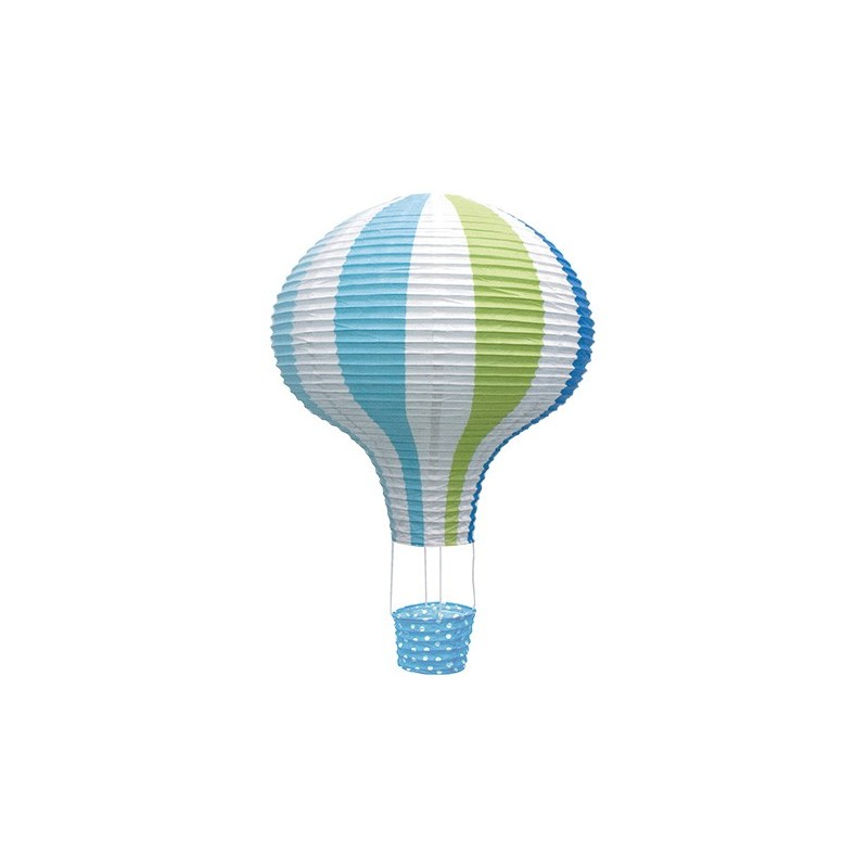 Klosz do lampy balon Jabadabado niebieski