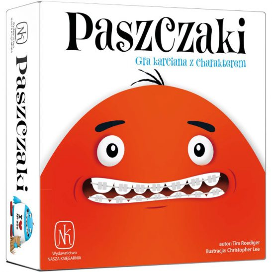 Gra rodzinna Paszczaki