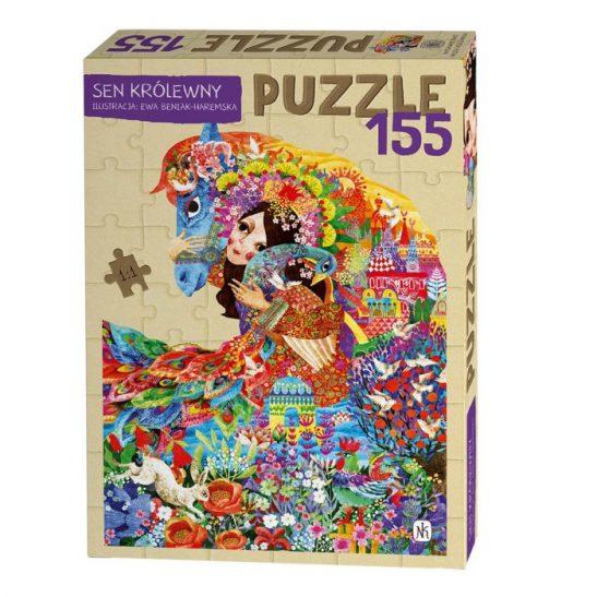 Puzzle Sen królewny