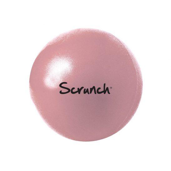 Piłka Scrunch - Pudrowy róż