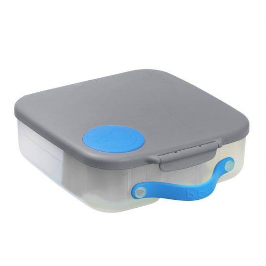 Lunchbox Blue Slate
