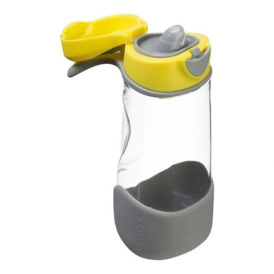 sportowa butelka tritanowa Lemon Sherbet