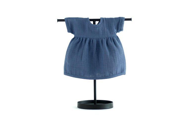 muślinowa sukienka Navy Blue