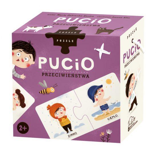 Pucio Puzzle - Przeciwieństwa