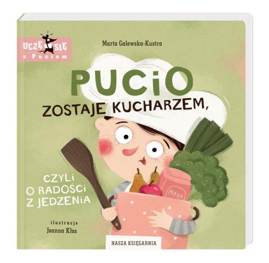 Pucio zostaje kucharzem