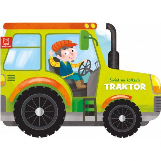 Świat na kółkach - Traktor