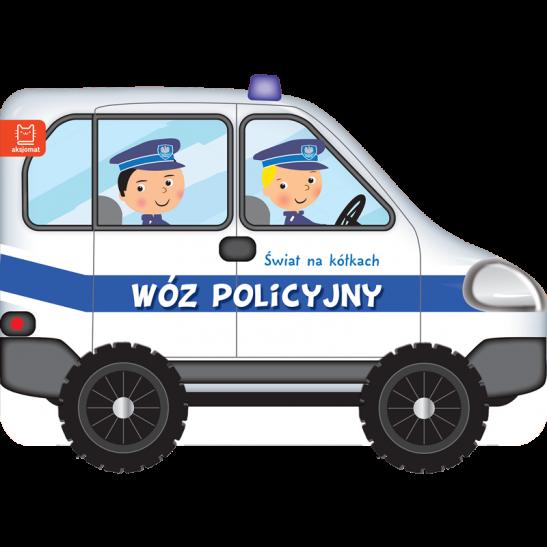 Świat na kółkach - Wóz policyjny