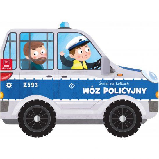 Świat na kółkach - Wóz policyjny nowy
