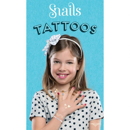Tatuaże Snails