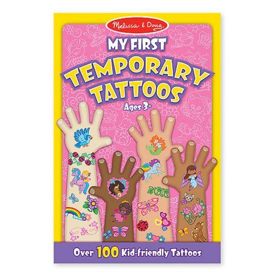 Tatuaże dla dziewczynek Melissa