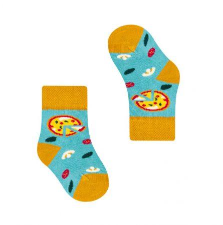 Skarpetki niemowlęce Włochy Pizza
